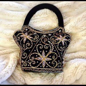 Handbags - BOHO Embroidered Fabric Bag
